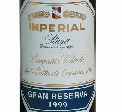 Imperial Gran Reserva becomes the only Rioja of the top 100 of wines of the Wine Enthusiast magazine