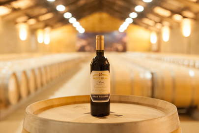 Imperial is chosen again as one of the best wines in the world